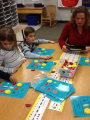 Pattern Block Bingo