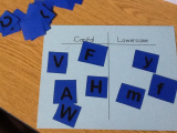 Sorting Capital and Lowercase Letters